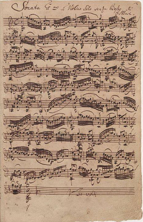 Incense of Music 32, Oscar Bohórquez / Bach Sonatas