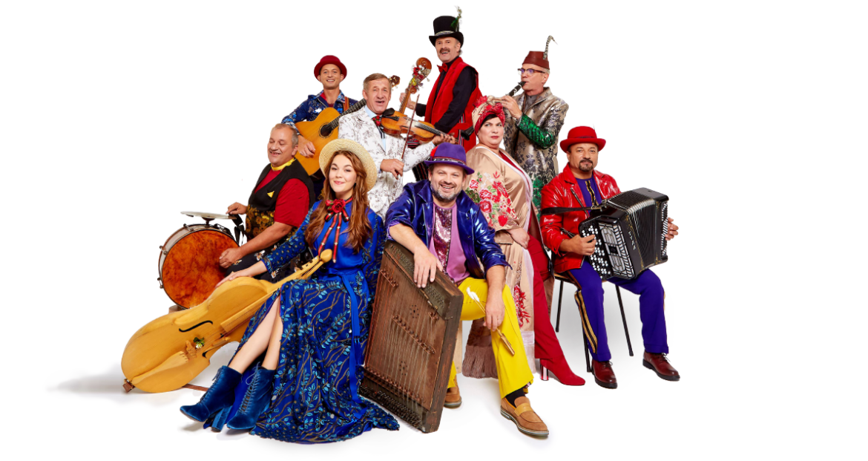 HUDAKI Village Band: Hochzeitsmusiker aus den ukrainischen Karpaten