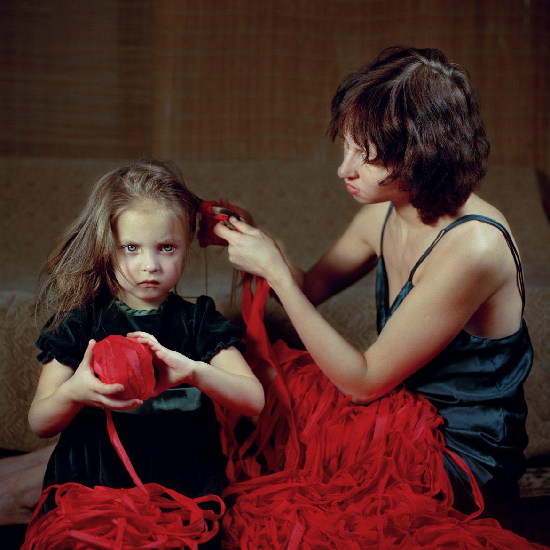 Exhibition: ANNA & EVE // Viktoria Sorochinski