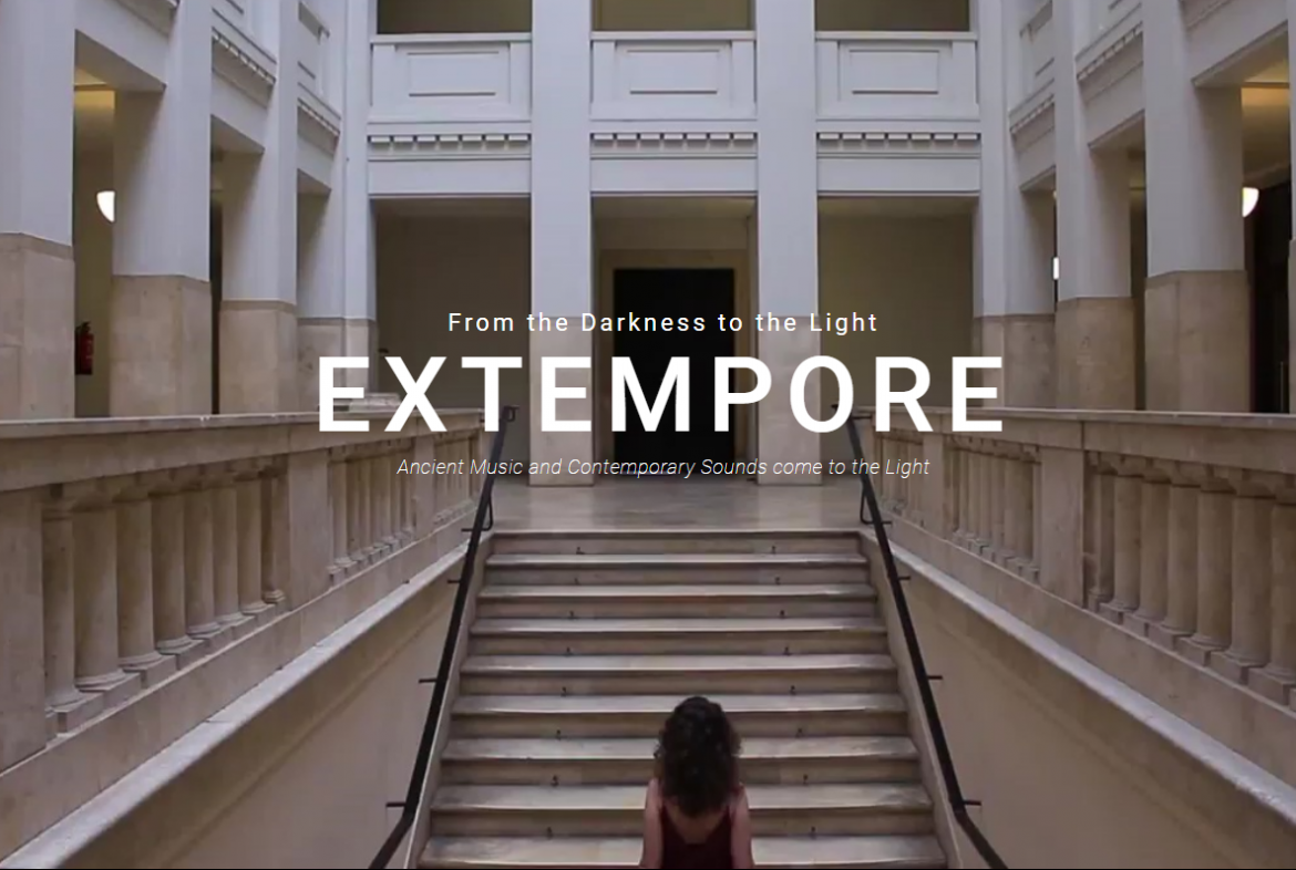 Extempore // from the darkness to the light