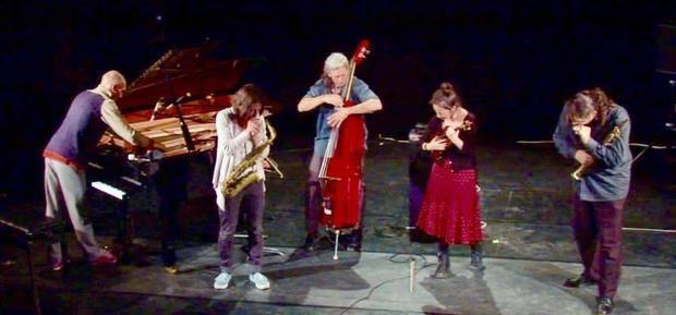 WEDNESDAY JAZZ: Experimental/Avantgarde. Hanam Quintett
