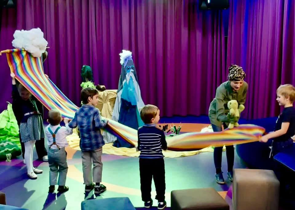 «Театр Сна» в Берлине — для детей 2-7 лет